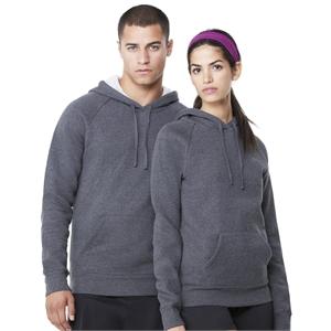 Unisex Performance Fleece Hooded Pullover