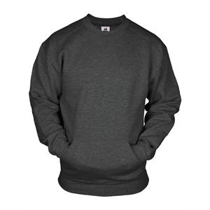 Pocket Crewneck Sweatshirt