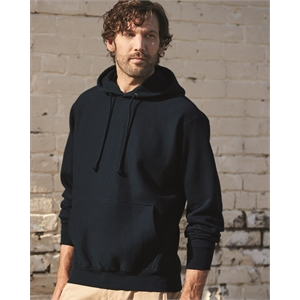 Cross Weave(TM) Hooded Sweatshirt