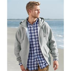 Cross Weave(TM) Full-Zip Hooded Sweatshirt