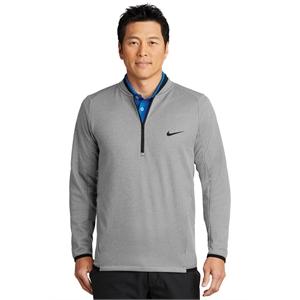 Nike Therma-FIT Textured Fleece 1/2-Zip.