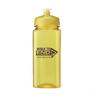 24 Oz Polysure (TM) Squared-Up Bottle