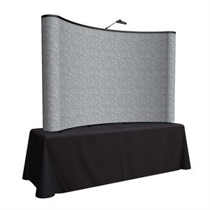 8' Arise Curved Tabletop Kit (Fabric)