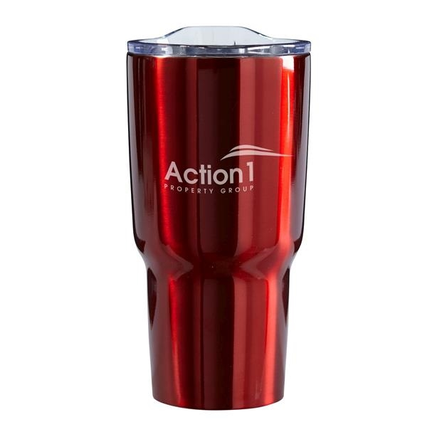 Perfect Temp 30 oz Stainless Steel Vacuum Tumbler