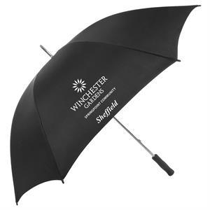 60 Inch Windproof Umbrella - Solid