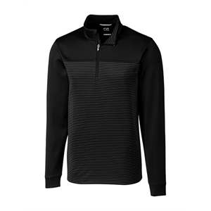 Men's CB DryTec Traverse Stripe Half-Zip