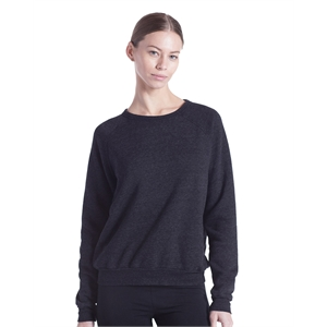 US Blanks® Ladies' Raglan Pullover Long Sleeve Crewneck...