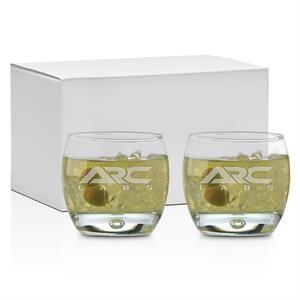 Oxygen OTR Glass Gift Set of Two