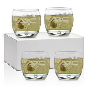 Oxygen OTR Glass Gift Set of Four