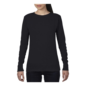 Women's Mid-Scoop French Terry