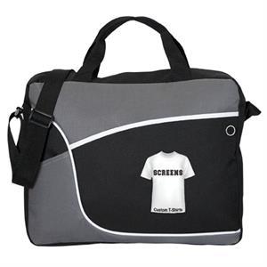 AMBER BUSINESS BRIEF/MESSENGER BAG