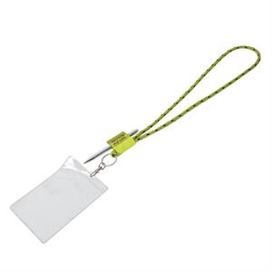 INQUIRER LANYARD WITH IDENTIFICATION HOLDER