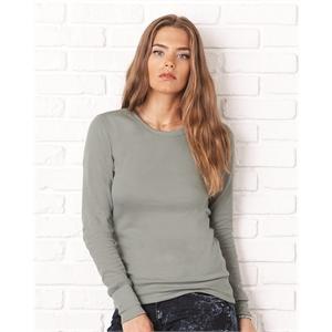 Bella + Canvas Women's Long Sleeve Thermal Shirt