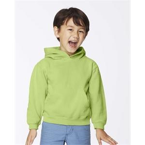 Garment Dyed Youth Hooded Sweatshirt