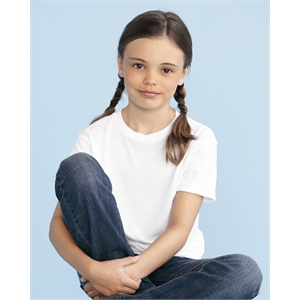 SubliVie Youth Polyester Sublimation Tee