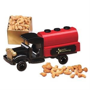 1920-Era Tanker Truck with Extra Fancy Jumbo Cashews