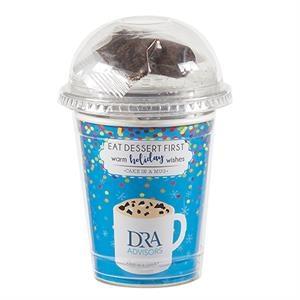 Mug Cake Snack Cup