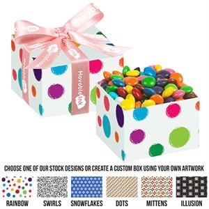 Medium Gala Gift Box With Chocolate Buttons
