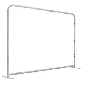 6' EuroFit Tabletop Straight Wall Hardware