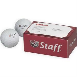Wilson Staff 3-Ball Tin
