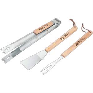 3 piece BBQ Tool Set