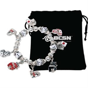 Gaming Charms Stretch Bracelet
