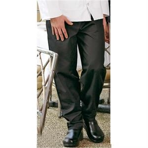 Traditional Chef Pants - Black