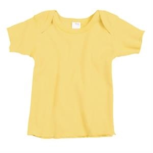 Rabbit Skins (R) Infant Baby Rib T-Shirt