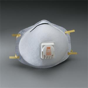 3M 8516 N95 Respirator