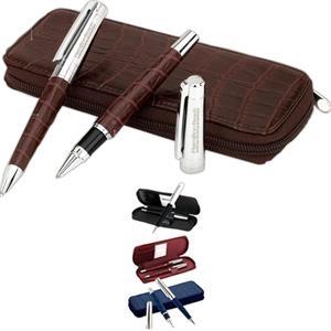 Bettoni Matching Pens & Case Set