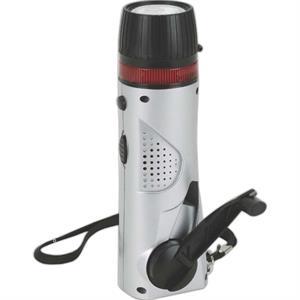 Survival Flashlight/ Radio