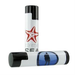 SPF 30 Soy Lip Balm in Black Tube
