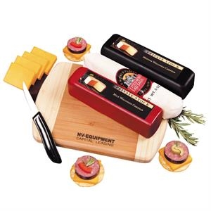 Wisconsin Flavors Cheese Gift Set