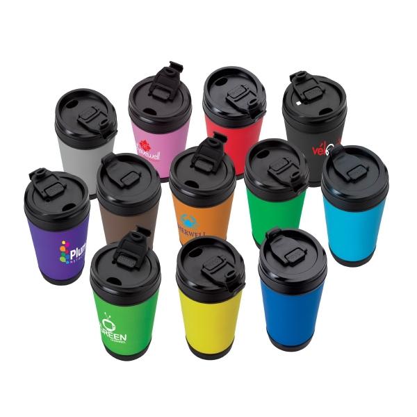 Perka 17 oz. Përka® Insulated Spill-Proof Mug