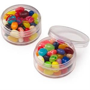 Round Container / Gourmet Jelly Beans