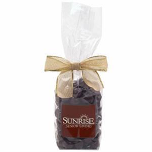 Elegant Mug Stuffer Bag Dark Chocolate Espresso Beans