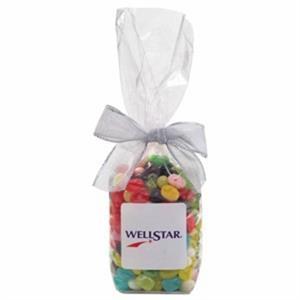 Elegant Mug Stuffer Bag / Gourmet Jelly Beans 9.5 oz
