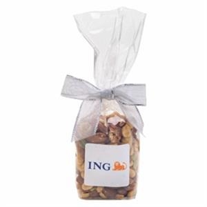 Elegant Mug Stuffer Bag /  Mixed Nuts 5.7 oz