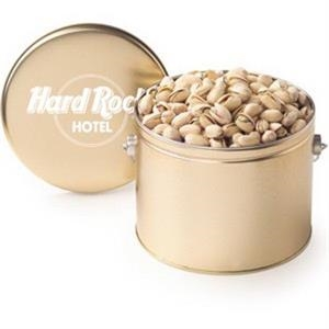 Half Gallon Tin / Pistachio Nuts