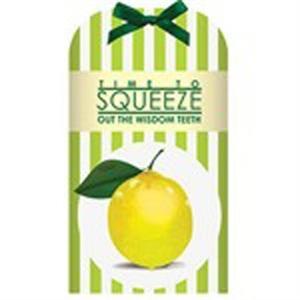 Stylish Drink Packet/Lemonade