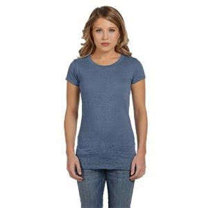 Ladies' Burnout Short-Sleeve T-Shirt