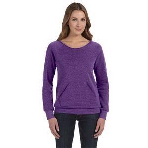 Ladies' Maniac Eco-Fleece Solid Sweatshirt