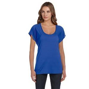 Ladies' Flowy Raglan T-Shirt