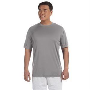 4.1 oz. Double Dry(R) Interlock T-Shirt