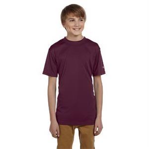 Double Dry(R) Youth 4.1 oz. Interlock T-Shirt
