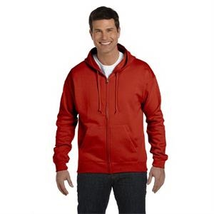 7.8 oz. EcoSmart(R) 50/50 Full-Zip Hood