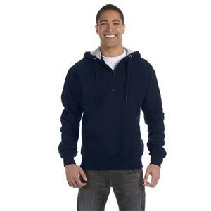 Cotton Max 9.7 oz. Quarter-Zip Hood