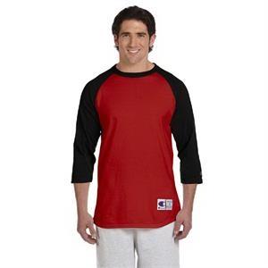 5.2 oz. Champion(R) Raglan T-Shirt