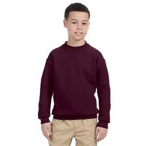 Youth 9.5 oz., Super Sweats®NuBlend®Fleece Crew
