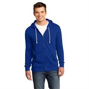 District - Young Mens Core Fleece Full-Zip Hoodie